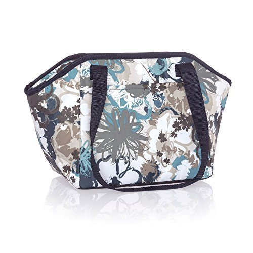 Thirty One Lunch Break Thermal in Brushed Bloom - No Monogram - 4182