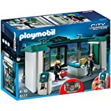 playmobil 4400 les commer ants bureau de poste. Black Bedroom Furniture Sets. Home Design Ideas