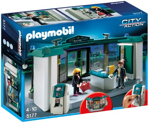 PLAYMOBIL® Bank with Safe by PLAYMOBIL® (Image #5)