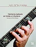 capa de Harmonia Aplicada ao Violão e à Guitarra. Técnicas em Chord Melody
