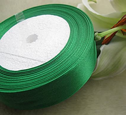 Chenkou Craft 25Yard 1roll 50 Color Satin Ribbon 50mm DIY Craft Wedding Supply Ornament Chenkou Trade