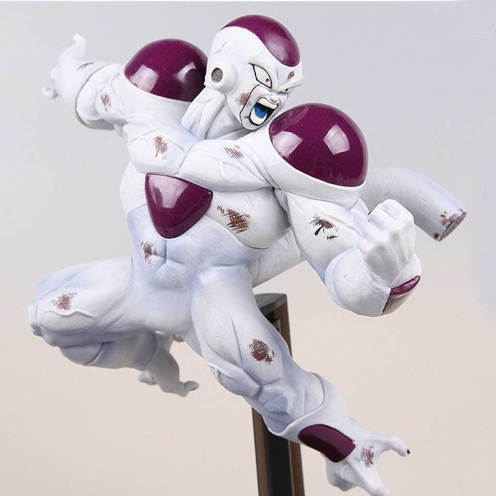 CCJW Bambole di Carattere di Serie del Contenitore di Regalo di Boutique di PVC di Ornamenti Fatti a Mano Statua di Giocattolo (15 cm)