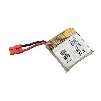 Fytoo 1pcs 3.7V 380mah Litio Batería para SYMA X21 X21W X26 ...