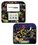 Teenage Mutant Ninja Turtles TMNT Leonardo Leo 3D TV Cartoon Movie Video Game Vinyl Decal Skin Sticker Cover for Nintendo 2DS System Console