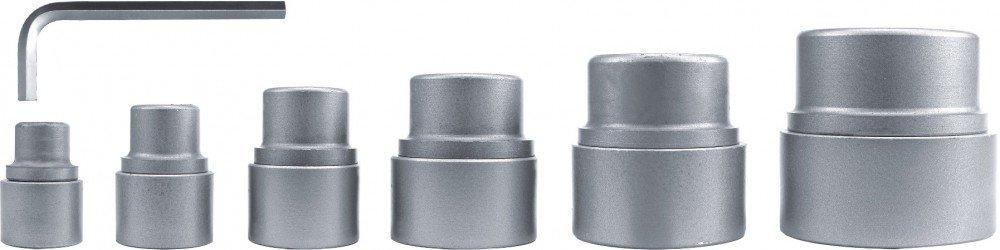 STHOR 78912 - pvc tubo de plástico soldador de 700W / 1500W / sthor /: Amazon.es: Bricolaje y herramientas