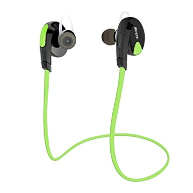BUTEFO Bluetooth Auriculares Bluetooth Deporte Inalámbrica Bluetooth Estéreo Auriculares w / Microphone para iPhone6/5s