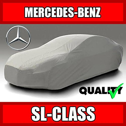 AutoPartsMarket Mercedes SL / SL500 / SL550 / SL600 / SL55 2003 2004 2005 2006 2007 2008 2009 2010 2011 2012 2013 Ultimate Waterproof Custom-Fit Car Cover