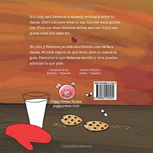 Rebecca Writes a Letter * Rebecca escribe una carta: Alvarado, Pat,  Melendez, Cesar: 9789962570455: Amazon.com: Books