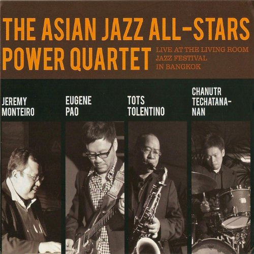 Amazon.com Live At The Living Room The Asian Jazz All-Stars Power Quartet MP3 Downloads