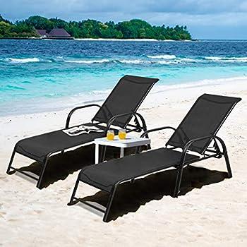 Amazon Com Mainstays Sand Dune Outdoor Padded Folding