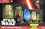 Star Wars Jabba's Palace Nesting Dolls - Entertainment Earth Exclusive