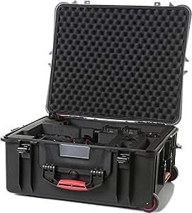 HPRC HPRC2700WROM Wheeled Hard Case for DJI Ronin-M (Black)