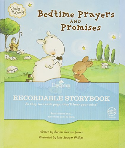 Bedtime Prayers and Promises (Recordable Storybook)