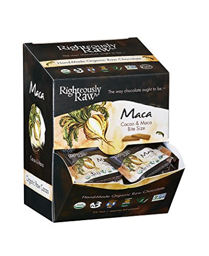 Righteously Raw Maca Bites Units product image