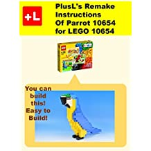 PlusL's Remake Instructions of Parrot 10654 for LEGO 10654 : You can build the Parrot 10654 out of your own bricks!
