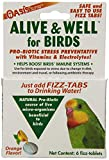 Product review for OASIS  #80070  Alive and Well, Stress Preventative & Pro-Biotic Tablets for Birds