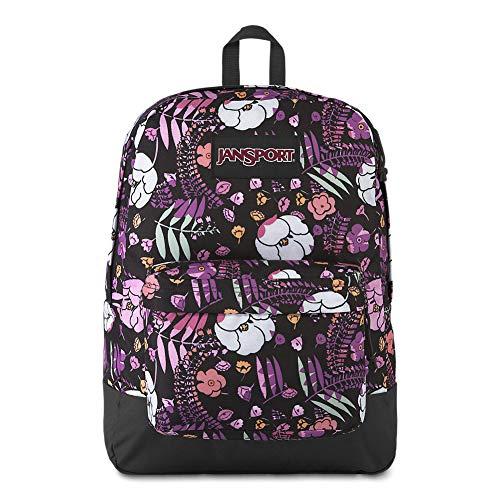 JanSport Black Label Superbreak Backpack - Lightweight School Bag   Liana Vines Print (Best Girl Vines 2019)