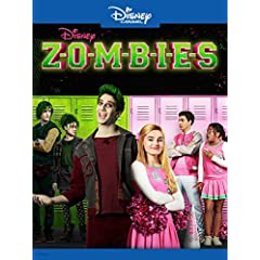 Disney Channel's ZOMBIES arrives on DVD on April 24th
