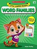 Little Learner Packets: Word Families: 10 Playful Units That Teach Key Spelling Patterns
