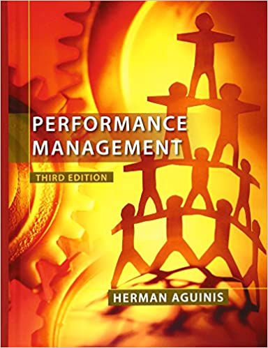 Performance Management 3rd Edition