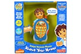: Fisher-Price Go Diego Go Diego Knows Your Name Cell Phone