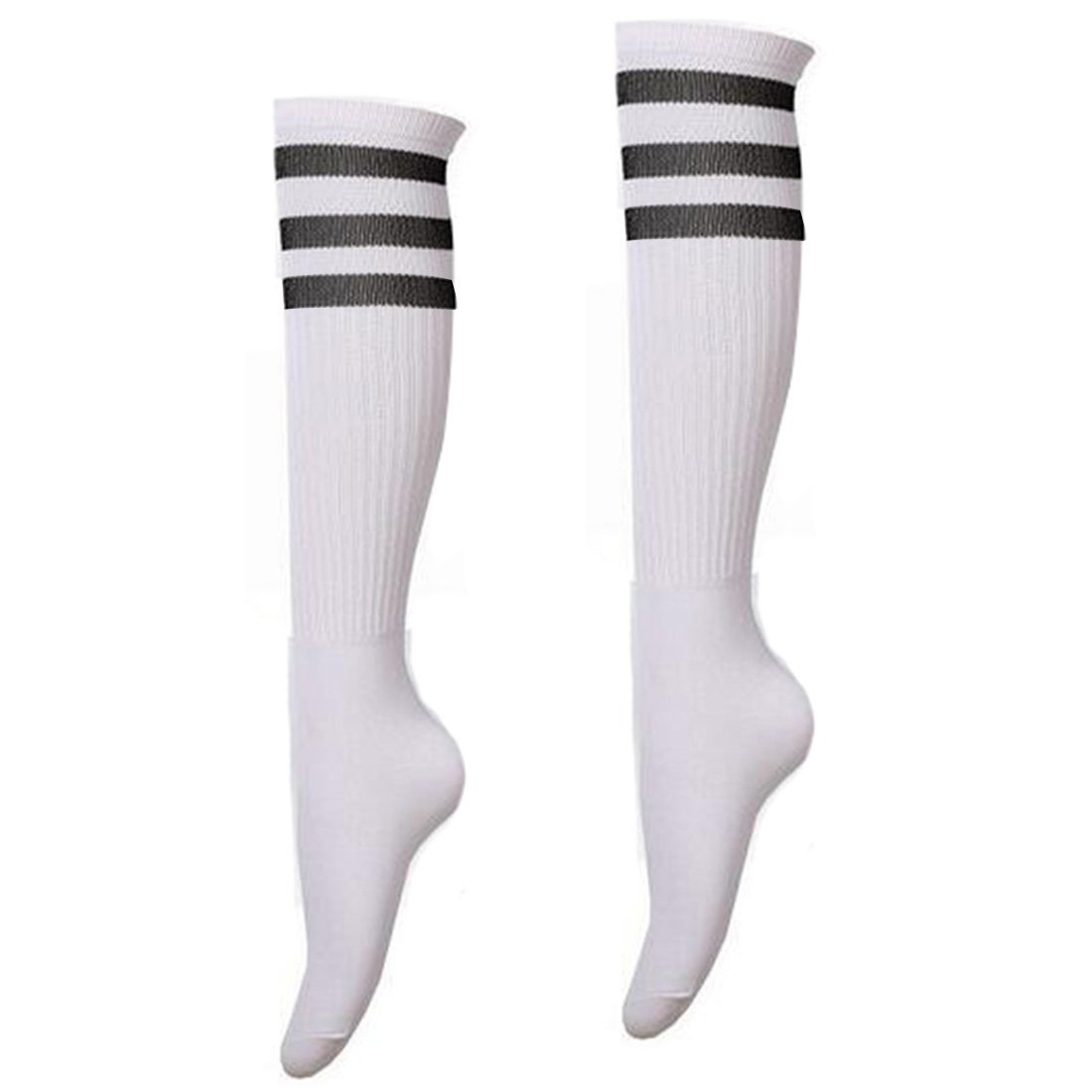 Children Sport Football Soccer Long Socks Over Knee High Sock For Boys And Girls Baseball Hockey striped Socks Kids Socks