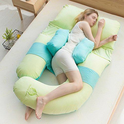Waist-side-sleeper-pillow-pregnant-women-pillows-abdomen-pillow-multi-functional-pillow-maternity-sleeping-sleeper-pillow-Color-E