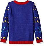 Blizzard Bay Boys Ugly Christmas Sweater Cat