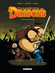 Chasseurs de Dragons, Tome 2 : Copains comme zombies par Matthieu Venant