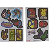 Paladone Marvel Iron On Patches,, 13 Unidades
