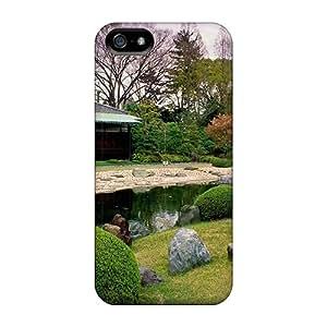 New Arrival Case Specially Design For Iphone 5/5s (seiryuen Garden Nijo Castle Kyoto Japan)