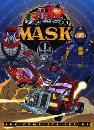 M.A.S.K.: The Complete Series (Bionic Six Toys)