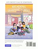 Reading and Learning to Read, Student Value Edition, Vacca, Jo Anne L. and Vacca, Richard T., 0132610221