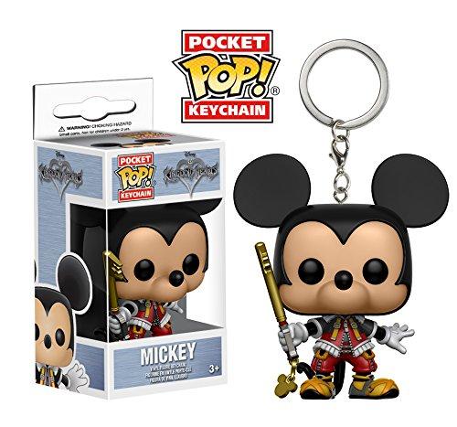 Kingdom Hearts Kingdom Hearts-13134 Llavero Mickey (Funko 13134)