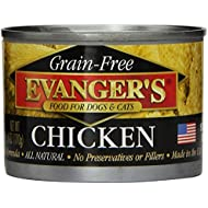 Evanger's Grain-Free Chicken for Dogs & Cats