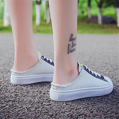 frist Super Sneaker Mule Fashion White Madi Women's fgCwfxAq8