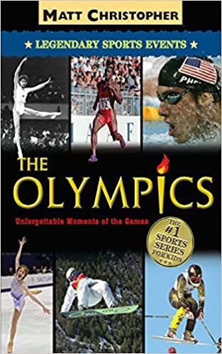 Legendary Sports Events The Olympics