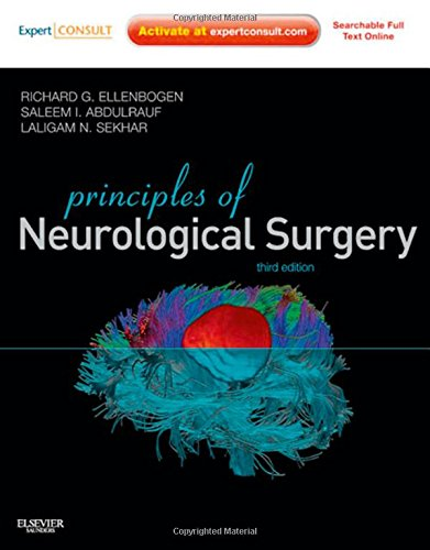 Principles of Neurological Surgery: Expert Consult - Online and Print, 3e (PRINCIPLES OF NEUROSURGERY)