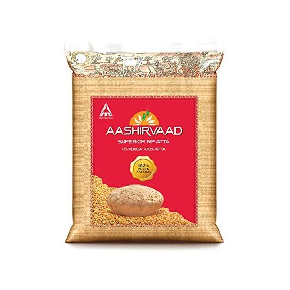Aashirvaad Superior MP Atta, 1kg