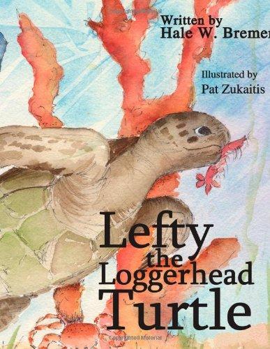 Lefty the Loggerhead Turtle