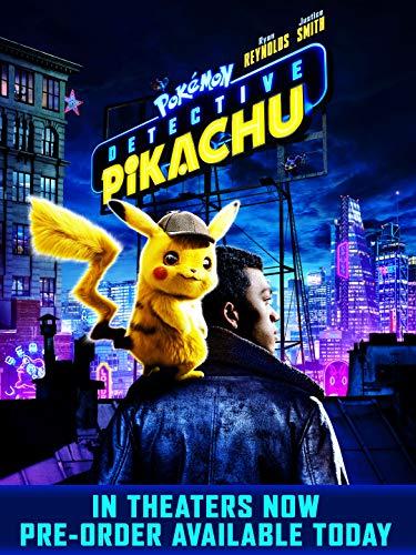 Detective Pikachu (Blu-Ray) (Bilingual)