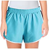 Under Armour Women's Fly by Shorts Island Blues/Midnight Navy Shorts