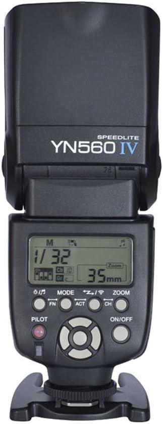 Yongnuo YN560 IV Speedlite Flash Supports Wireless Master Function