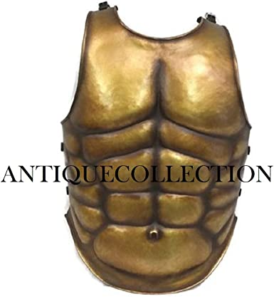 ARMOR BREASTPLATE CUIRASS CHEST PLATE LEATHER ROMAN BREASTPLATE ARMOR