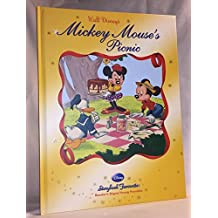 Walt Disney's Mickey Mouse's Picnic (A Little Golden Book)