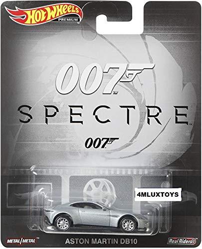 - Hot Wheels 007 Spectre Aston Martin DB10