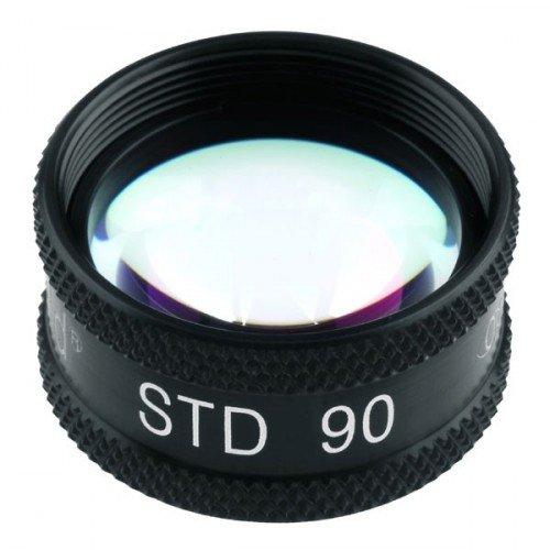MaxField® Standard 90D Slit Lamp Lens