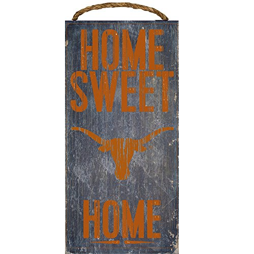 Texas Longhorns Wood Sign Sweet product image