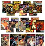 Doc Savage Collector Set - Direct from Publisher Nostalgia Ventures, Inc. (Doc Savage, Volumes 1-20)