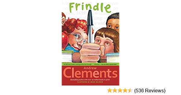 Amazon frindle ebook andrew clements brian selznick kindle store fandeluxe Choice Image